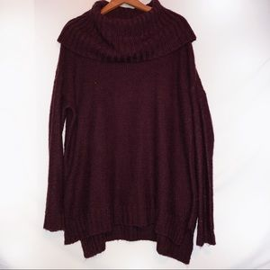 Mossimo Supply Co. Turtleneck pull over sweater